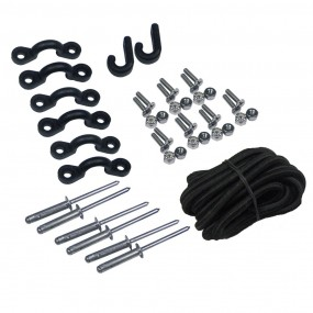 Attwood Deck Rigging Kit gummibandssystem