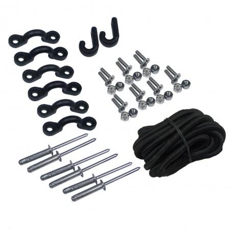 Attwood Deck Rigging Kit gummibandssystem