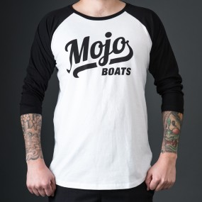 Mojoboats Baseball Jersey