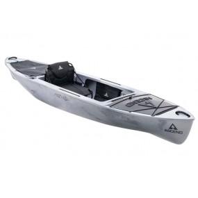 Kajak Ascend H12 Sit-In Hybrid Kayak - White/Black