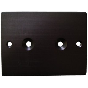 Cisco extra mounting plate- Svart