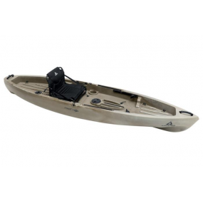 Kajak Ascend FS10T Sit-On-Top Angler Kayak - Desert Storm