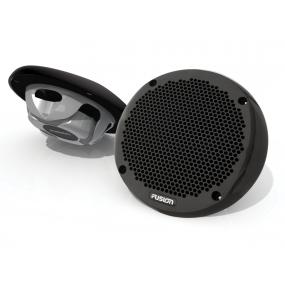 """Fusion högtalare svart 6"""" 150W"""