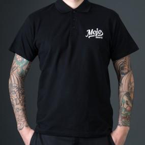 Mojoboats Piké skjorta | svart