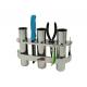 Fish-On!® Rostfri 3-spöhållare/verktygsförvaring