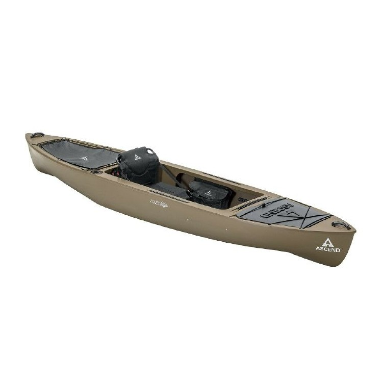 Kajak Ascend H12 Sit In Hybrid Kayak Camo Mojoshop