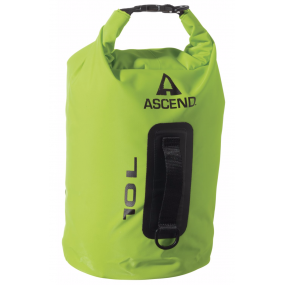 Ascend Heavy Duty Dry Bag 10 Liter