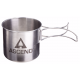 Ascend SS Stash Away camping mugg