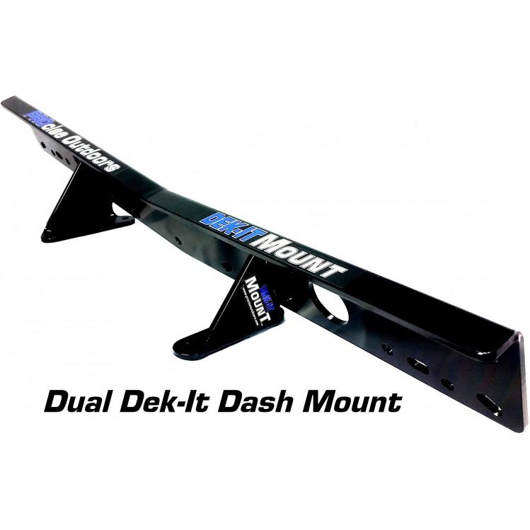 DEK-IT Mount 22.5 Black