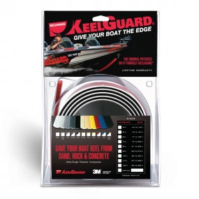 Megaware KeelGuard 6 fot - Svart
