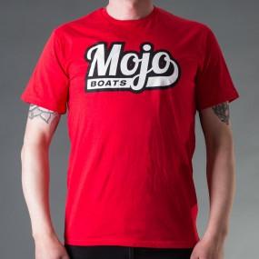 Mojoboats T-shirt | röd