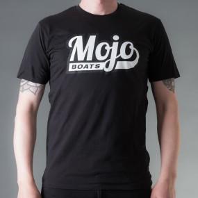 Mojoboats T-shirt | svart