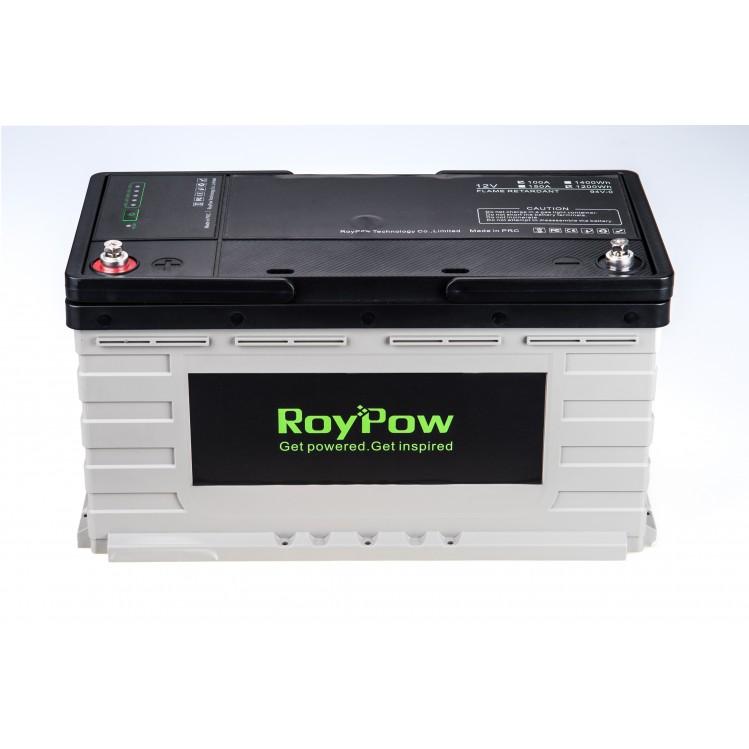 RoyPow Litium 12V 90Ah