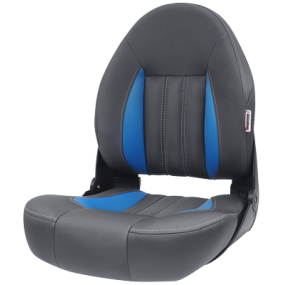Tempress Probax Orthopedic Limited Edition Charcoal/Blue Stol