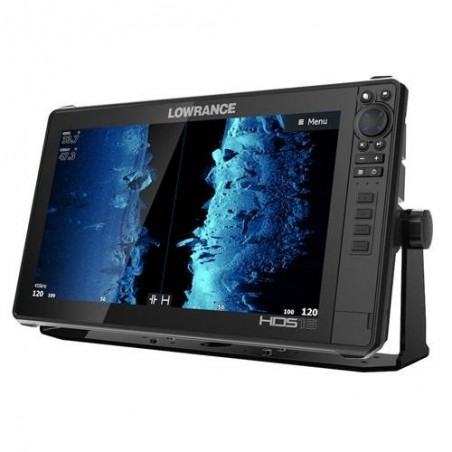 Lowrance HDS-16 LIVE med AI 3in1-givare