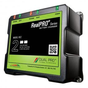 Dual Pro RealPRO series, 2-banks laddare