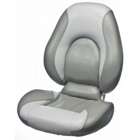 Tempress Trojan Seating System - Platinum/Foxglove