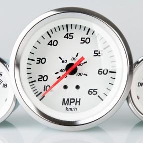 Mätare hastighet MPH