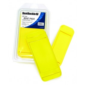 BoatBuckles Deluxe Boat Pads 2-Pack