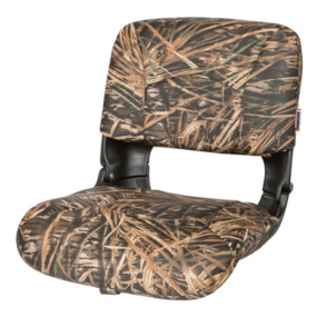 Tempress High Back All-Weather Boat Seat Camo - Mossy Oak Shadowgrass Vinyl