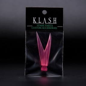 DRT Tiny Klash V-tail   Red
