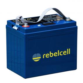 Rebelcell 12V100 AV Li-ion Litiumbatteri