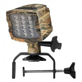 Multifunktionslampa LED Camo Attwood