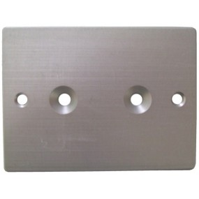 Cisco extra mounting plate- Silver