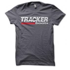 Tracker Boats T-shirt | charcoal