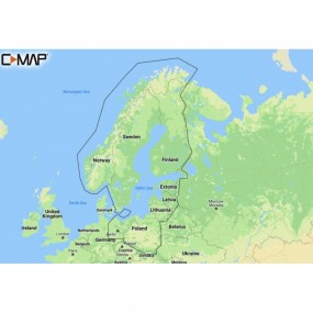 C-Map Discover Baltic Y055