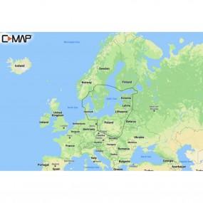 C-Map Reveal Baltic Sea Y299