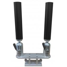 Cisco tubspöhållare Dubbel - svart