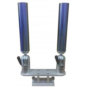 Cisco tubspöhållare Dubbel - blå