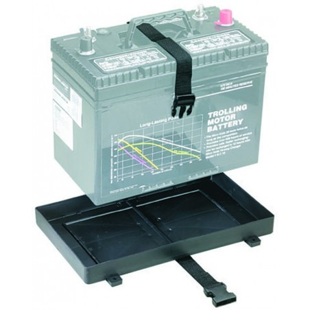 Batterihållare - Battery Tray (24M)