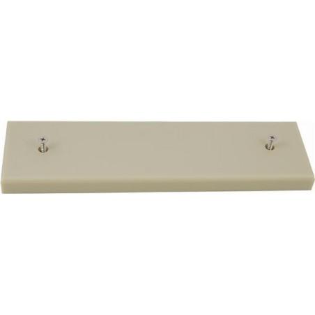Ekolodsgivar-monteringsplatta - Transducer Mounting Plate