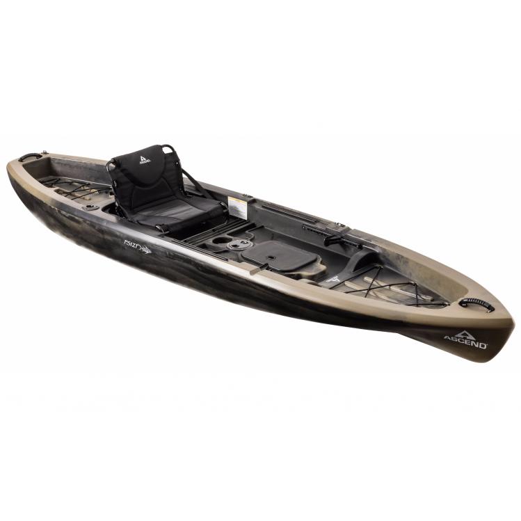 Kajak Ascend 12t Sit On Top Kayak Camo Mojoshop