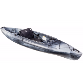 Kajak Ascend FS10 Sit-In Angler Kayak - Titanium