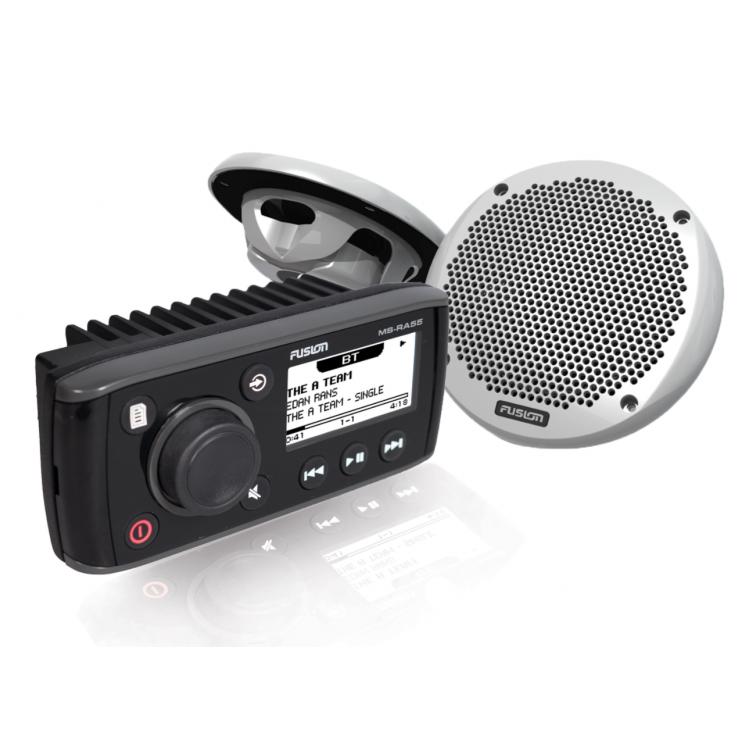 Fusion 55 kit EL602 högtalare